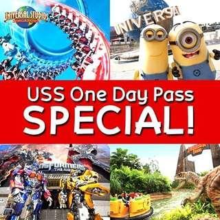 Universal Studios Singapore USS