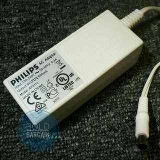 Authentic PHILIPS AY4111 AC Adapter Charger 9V DC 600mA
