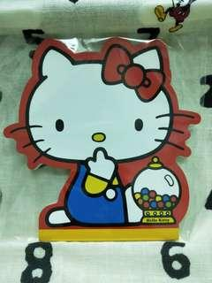 Hello Kitty  造型便條紙