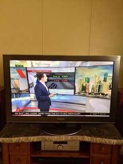 New Digital TV Box + Panasonic TH-P42V20S Plasma TV