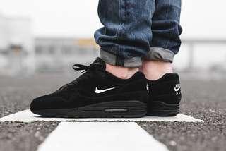 Nike Air Max 1 Jewel Black Chrome