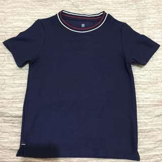 Uniqlo Navy Blue Top for Kids