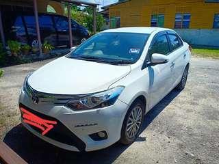 Toyota Vios G Speks