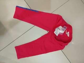 Brand NEW Poney Girl Legging PINK UK 2-3Y
