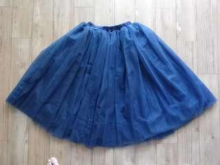 Adult Calf Length Tutu Skirt