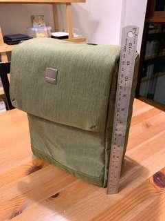 Acme Made Montgomery Street Courier Camera Bag (Olive Green)