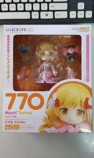 Brand new Sealed Nendoroid 770 Mami Tomoe Maiko Ver