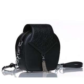 MOZZA Sling Bag (Black, Dusty Pink, Grey) (Tassel/Without Tassel)