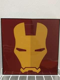 Marvel Ironman 掛牆擺設