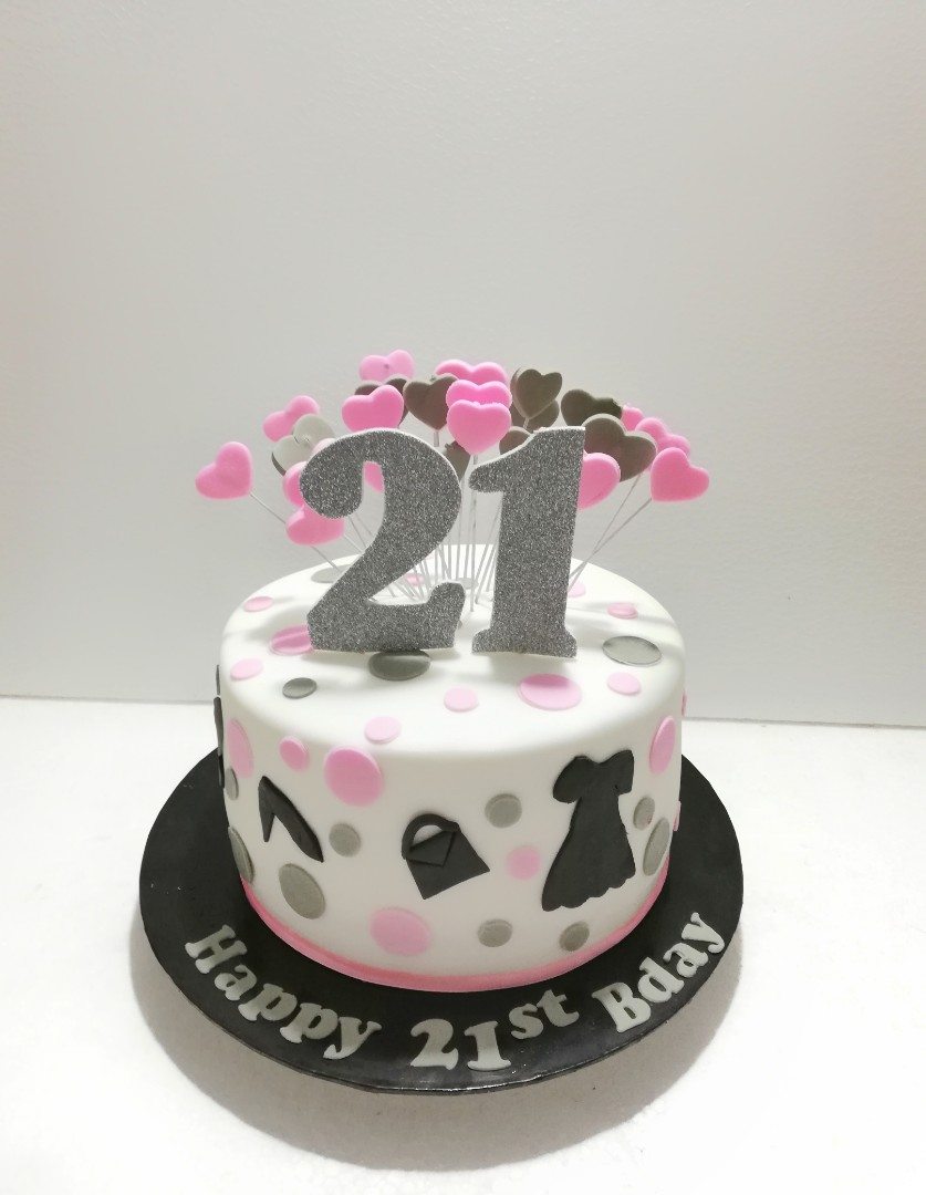 Prime 21St Birthday Cakes Female Top Birthday Cake Pictures Photos Personalised Birthday Cards Veneteletsinfo