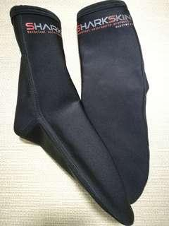 Sharkskin Chillproof Socks Thermal Layer for Scuba Diving, Snorkeling, Etc