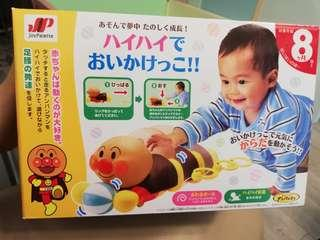 Anpanman toy for crawling