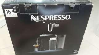 Nespresso Coffee Machine - U Milk