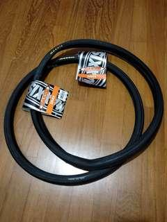 Maxxis 20 x 1 1/8 (451) tyres. Brand new