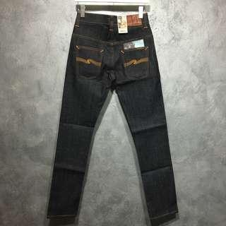 BNWT Nudie Jeans Thin Finn Dry Twill