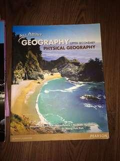 All About Geography - physical geography textbook