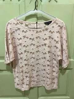 Preloved top new look