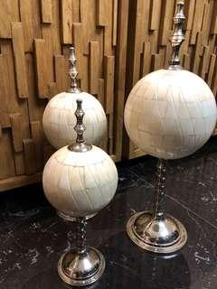 Fossil Wood Home Decoration from Asiatique