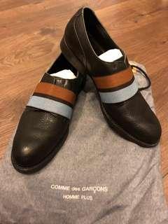Comme des Garçons leather shoes