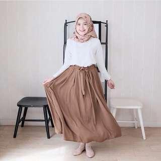 NEW Basic skirt rok