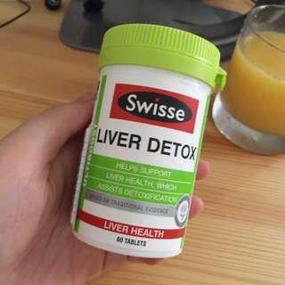 [100% from Australia] Swisse Liver Detox