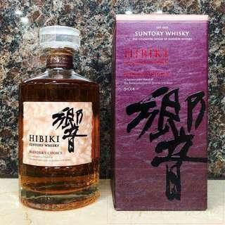 響 Hibiki Blender's Choice 700ml 連盒