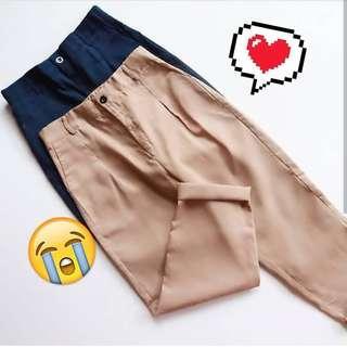 New Chino basic pants
