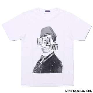 Authentic Undercover Neoboy Tee White