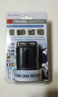 Travel Adapter for 150 countries