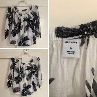 OLD NAVY TOP Medium