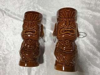 夏威夷公仔杯