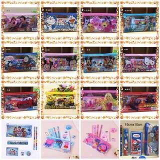 Goodie bag / gift / children / stationery sets