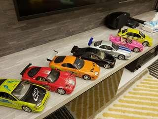 fast and furious 1/18 diecast from ERTL