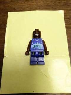 Lego人仔 Lego NBA Karl Malone 3564 全新 可配3433 籃球