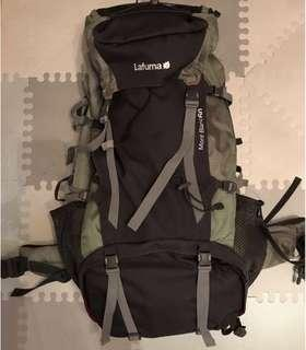 Lafuma 60+10L backpack