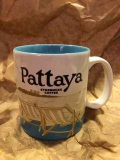 Starbucks Pattaya Global Icon Mug