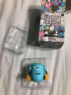 Unbox & friends wego
