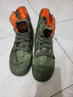 Palladium女裝高筒鞋