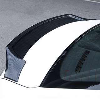 Mazda 3 Boot Lip V3