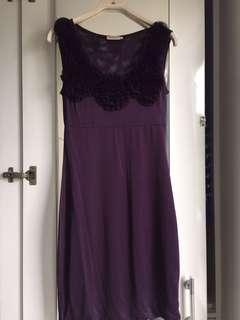 🈹🈹Max & Co. purple dress