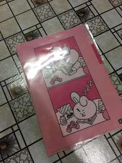 (WTS) BT21 Cooky Shooky Official File