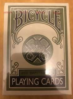 Bicycle 2011 Bape playing card