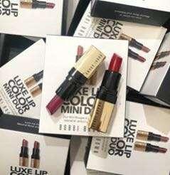 Luxe lip color mini duo