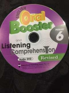 P6 Pri 6 oral booster cd