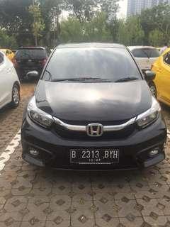 All new Honda Brio E cvt