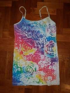 🚚 Rainbow Rosette Camisoles