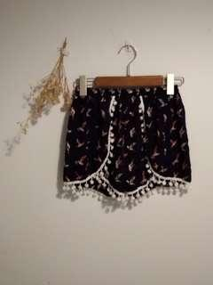 ~clearance sale~ pompom sparrow shorts