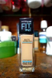 Maybelline FIT ME! Shade: 220 Natural Beige