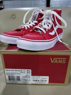 5b3c1630c7 Pre-Owned Original Vans Slim Racing