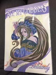 日本原版 我的愛神 AH! My Goddess Belldandy